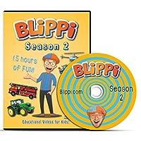 Blippi - Season 2 DVD - Educational Videos for Toddlers