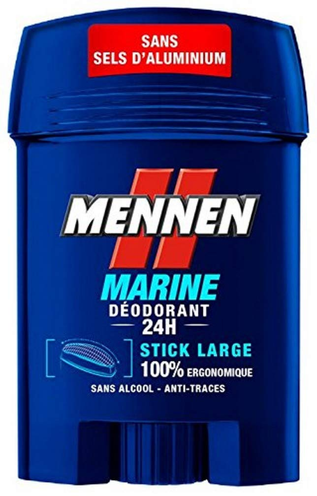 Mennen Deodorant Stick for Men, Marine, 50 ml