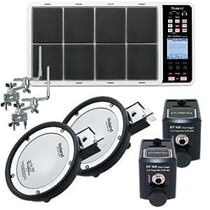Drum Triggers Amazon : roland octapad spd 30 trigger pak w electronic drum triggers pads musical ~ Vivirlamusica.com Haus und Dekorationen