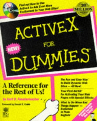 Activex for Dummies by John Wiley & Sons Inc