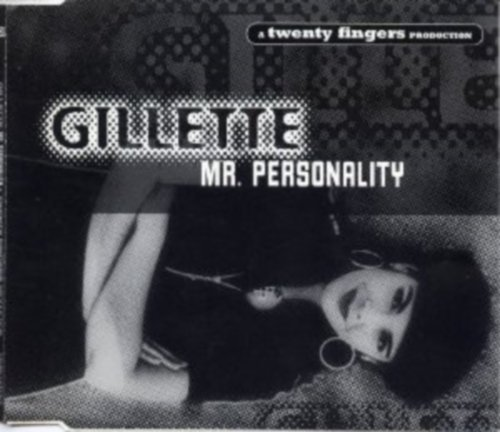 Mr Personality by Gillette (1995-02-13)