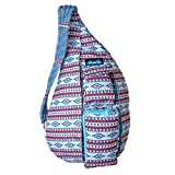 KAVU Rope Sling Bag Polyester Shoulder Backpack - Desert Retreat