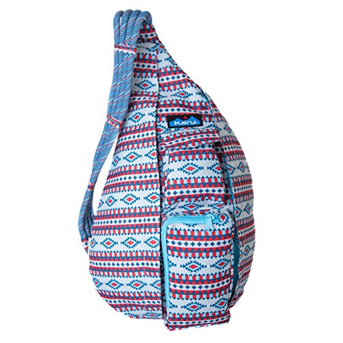 KAVU Rope Sling Bag Polyester Shoulder Backpack - Desert Retreat