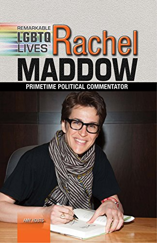 Rachel Maddow  Primetime Political Commentator  Remarkable Lgbtq Lives