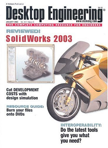 Best Price for Desktop Engineering Magazine Subscription