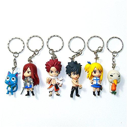 Fairy Tail AMZ Fan Collection Plush Figura de Acción ...