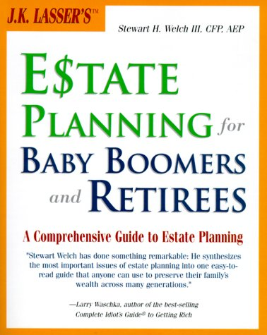 Estate Planning for Baby Boomers and Retirees