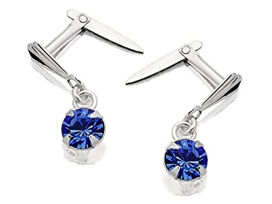 Kids Girls 925 Sterling Silver Andralok Small Flower Studs Earrings B/'Day GIFT N