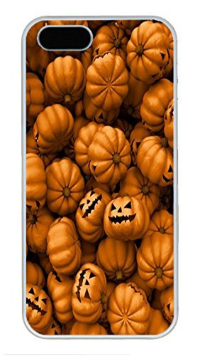 iPhone 4S Case VUTTOO Halloween Mobile Wallpaper 4 PC Hard Plastic Case for iPhone 4S (Halloween Wallpapers For Iphone 4)