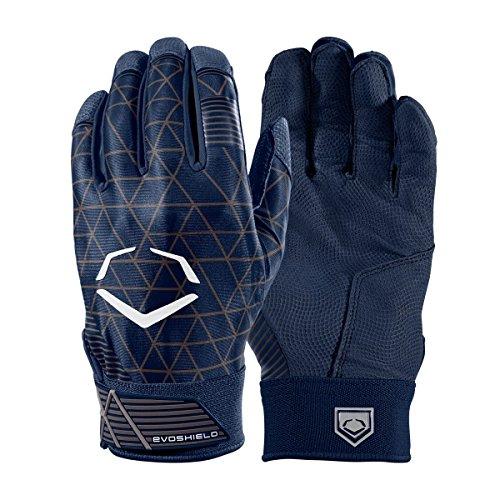 EvoShield EvoCharge Protective Batting Gloves - XX-Large, Navy