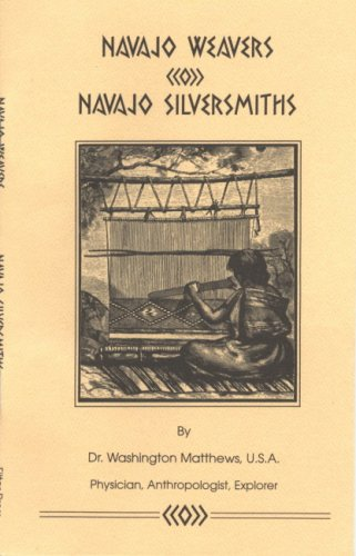 Navajo Weavers and Silversmiths