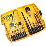 DEWALT DW2513 Rapid Load 15 Piece Drilling and Driving Set in Plastic Case
