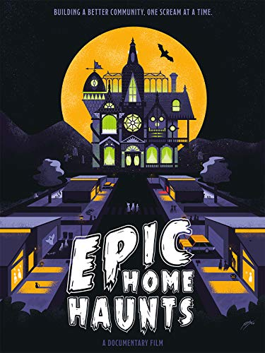 Epic Home Haunts