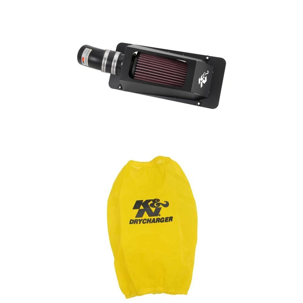 K/&N RC-4690DY Yellow Drycharger Filter Wrap For Your K/&N RC-4690 Filter