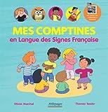 """Afficher """"Mes petites comptines en langue des signes française"""""""