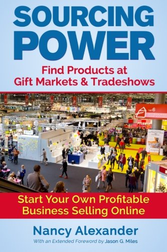 Download Sourcing Power: Find Products at Gift Markets & Tradeshows pdf epub
