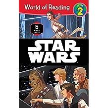 World of Reading Star Wars Boxed Set: Level 2