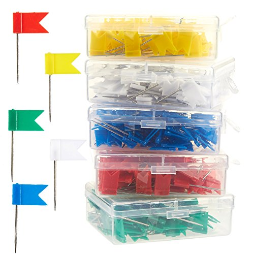 Clip Holder & Clip Dispenser 80pcs Colorful Transparent Push Pins Clear Plastic Mini Thumb Tacks In Reusable Acrylic Box For Office Home Boards Decoration High Quality
