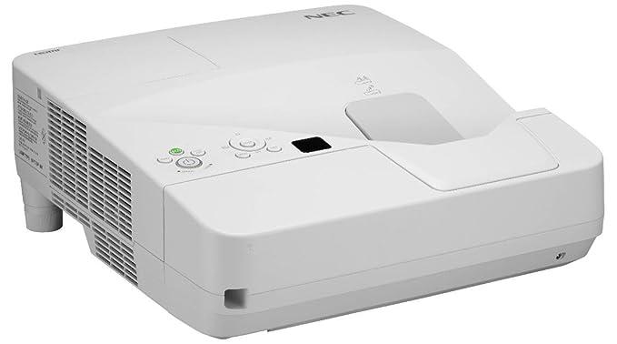 NEC UM280W - Proyector LCD con soporte de pared: Amazon.es ...