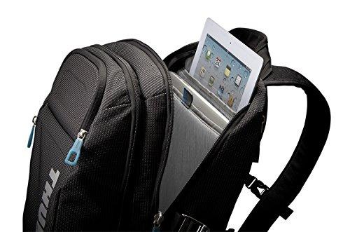 Thule Crossover Backpack 21L, Laptop‐Rucksack, in schwarz
