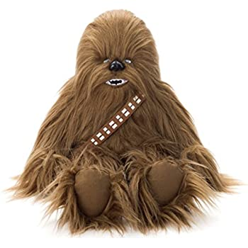 Star Wars Plush Toy S size Chewbacca sitting height about 22cm