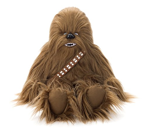 Heights Plush (Star Wars Plush Toy S size Chewbacca sitting height about 22cm)