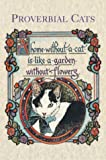 img - for Proverbial Cats Boxed Notecards book / textbook / text book