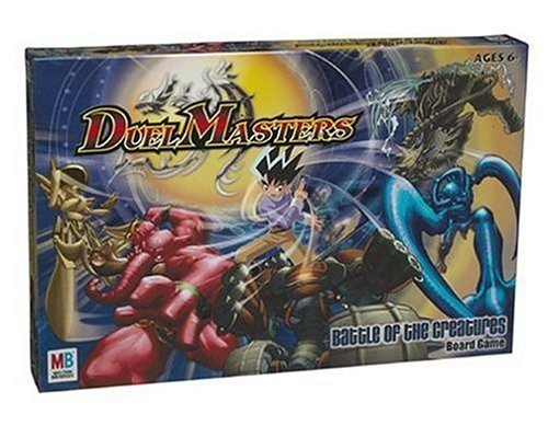 Duel Master's Game Duel Masters Base Set