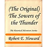 Front cover for the book The Sowers of the Thunder by Robert E. Howard