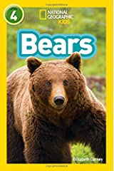 Bears: Level 4 (National Geographic Readers) Paperback