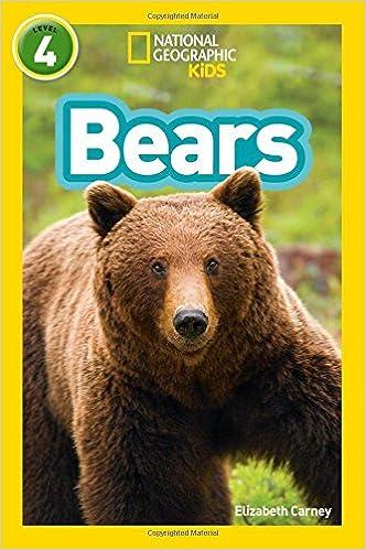 Bears: Level 4 PDF Descargar
