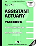 Assistant Actuary, Jack Rudman, 0837300223