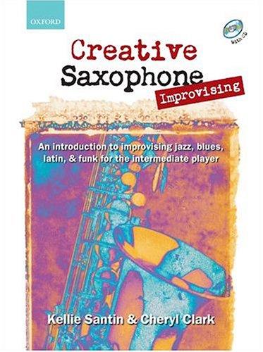 Creative Saxophone Improvising (book + -