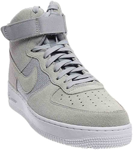 Grey Platinum Sportive white '07 Wolf 1 Force Air Pure Uomo NIKE Scarpe High AxzPB1S1wq