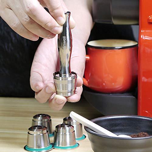 Amazon.com: Dalinwell - Filtro de café reutilizable con ...