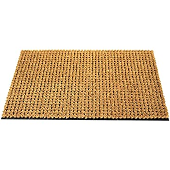 Amazon Com Kempf Natural Coco Coir Doormat 18 By 30 By