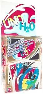 Mattel - Uno H2o To Go, Juego de Mesa (P1703): Amazon.es: Juguetes y juegos