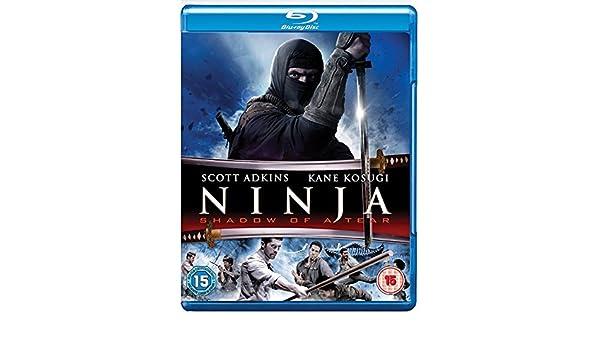Amazon.com: Ninja: Shadow of a Tear [Blu-ray + UV copy ...