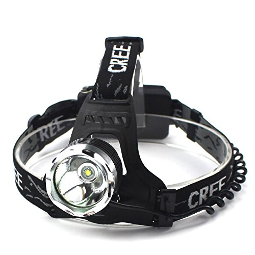 Headlight Headlamp Flashlight Rechargeable Waterproof