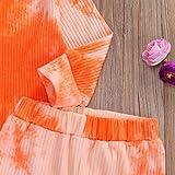 Toddler Baby Boy Girl Clothes Set Unisex Infant
