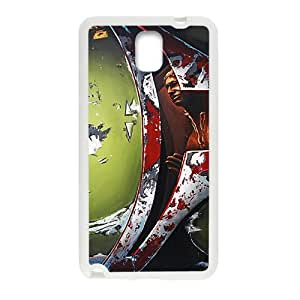 Bloody horn special man Cell Phone Case for Samsung Galaxy Note3