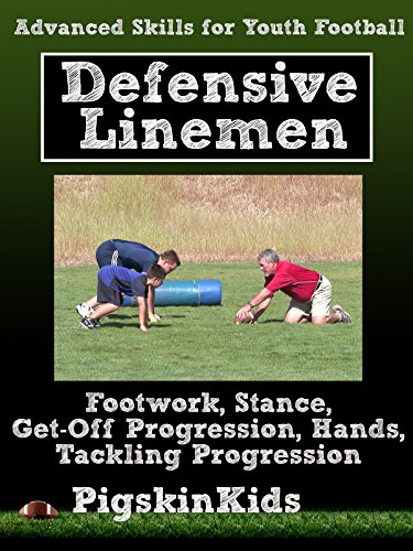 Advanced Skills for Youth Football: Defensive Linemen ()