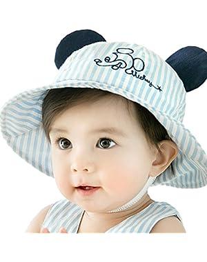 2018 New Baby Boy Girl Baseball Cap Sunhat Bunny Hat For Babies 0-12Month