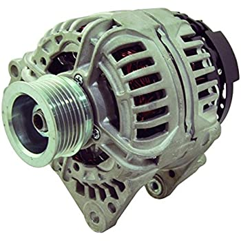 New Alternator for VW Volkswagen Audi 1.8L 2.0L Golf Jetta Beetle & 2.8 VR6 GTI EUROVAN