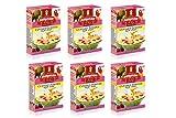 Manyavaar Custard Powders Mega Combo, 100g (Pack of 6) Combo Pack of 6 Flavour