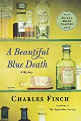 A Beautiful Blue Death: The First Charles Lenox Mystery (Charles Lenox Mysteries) by Charles Finch(2008-07-22) Unknown Binding