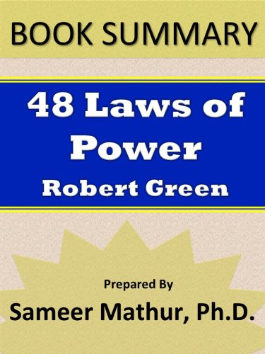 The 48 Laws Of Power By Robert Greene Ebook
