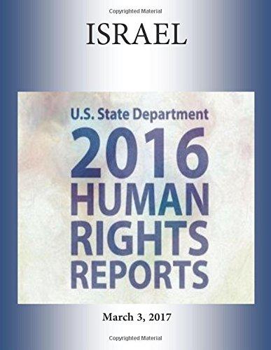 Download ISRAEL 2016 HUMAN RIGHTS Report pdf