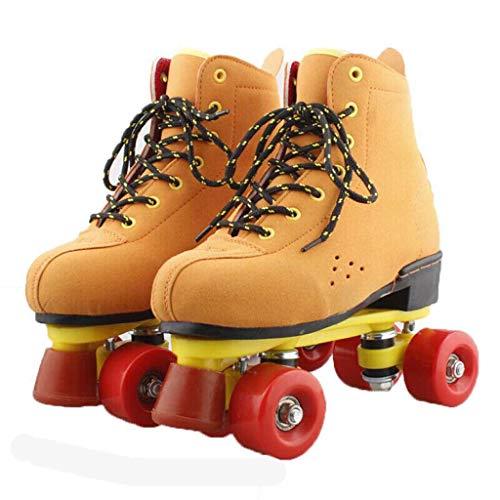 確認してください特別にたっぷりLIUXUEPING ローラースケート、 スケート、 ダブルローラースケート、 初心者ローラースケート