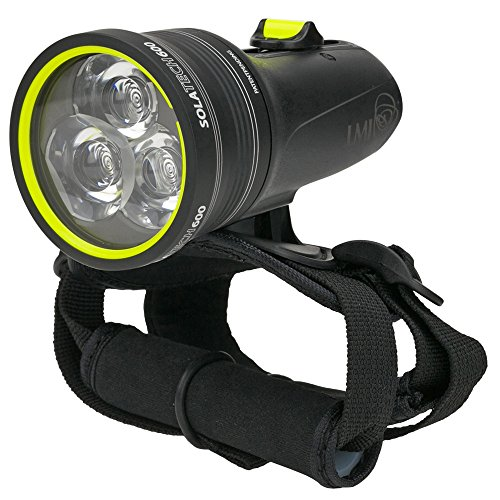 Light & Motion SOLA Tech 600 Underwater Light by Light and Motion